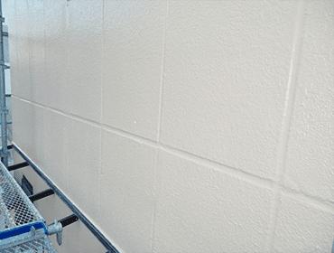 4. ALCパネルの防水塗装
