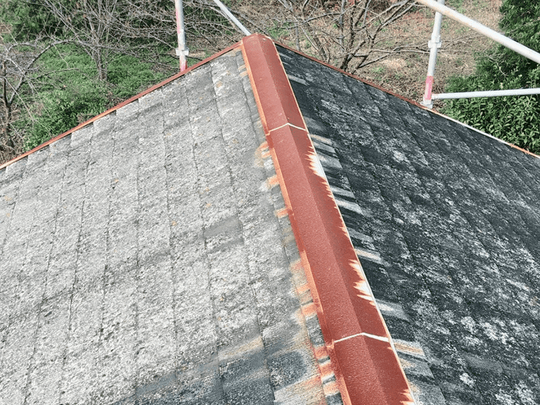 築15年以上の屋根